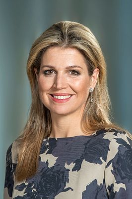 Koningin Máxima houdt toespraak bij symposium Power of Partnerships – making finance work for women entrepreneurs