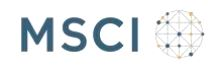 MSCI completes the integration of ESG in all its risk analyics systems