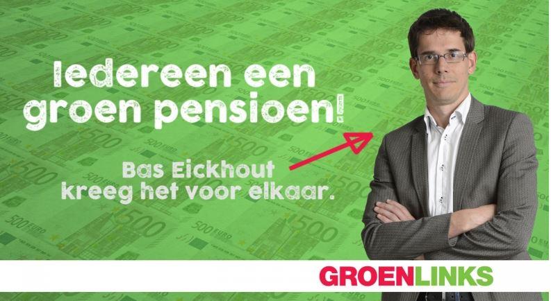 Groen succes: EU laat pensioenfondsen duurzamer beleggen