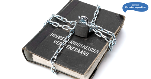 Verzekeraars niet open over investeringen