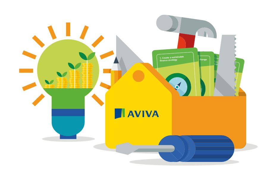 Aviva launches EU sustainable finance policy toolkit