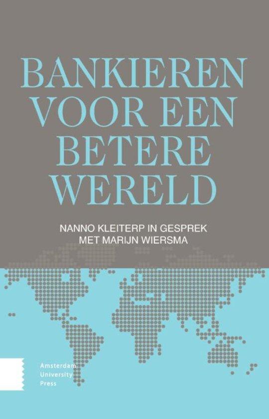 """Nederlandse versie boek """"Banking for a Better World"""" verschenen"""