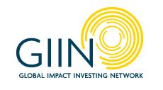 Global Inpact Investing Network's core characteristics of impact investing establish definitive baseline expectations