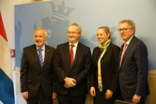 Luxembourg and EIB launch climate finance platform
