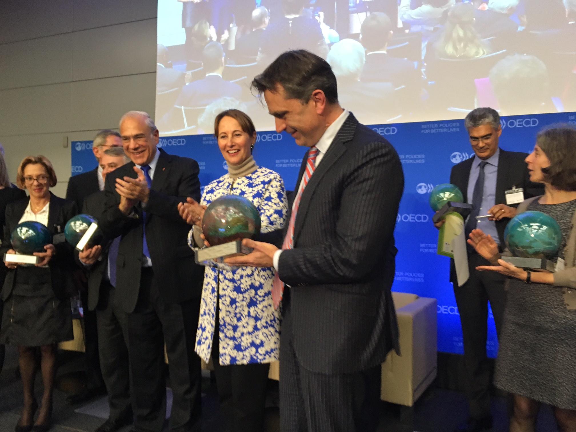 Vermogensbeheerder ACTIAM wint prestigieuze internationale klimaatprijs