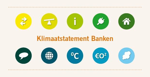 Banken maken vaart met uitvoering Klimaatstatement