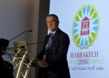 The key role of public banks in making the Paris Agreement a reality: EIB's Jonathan Taylor at COP22