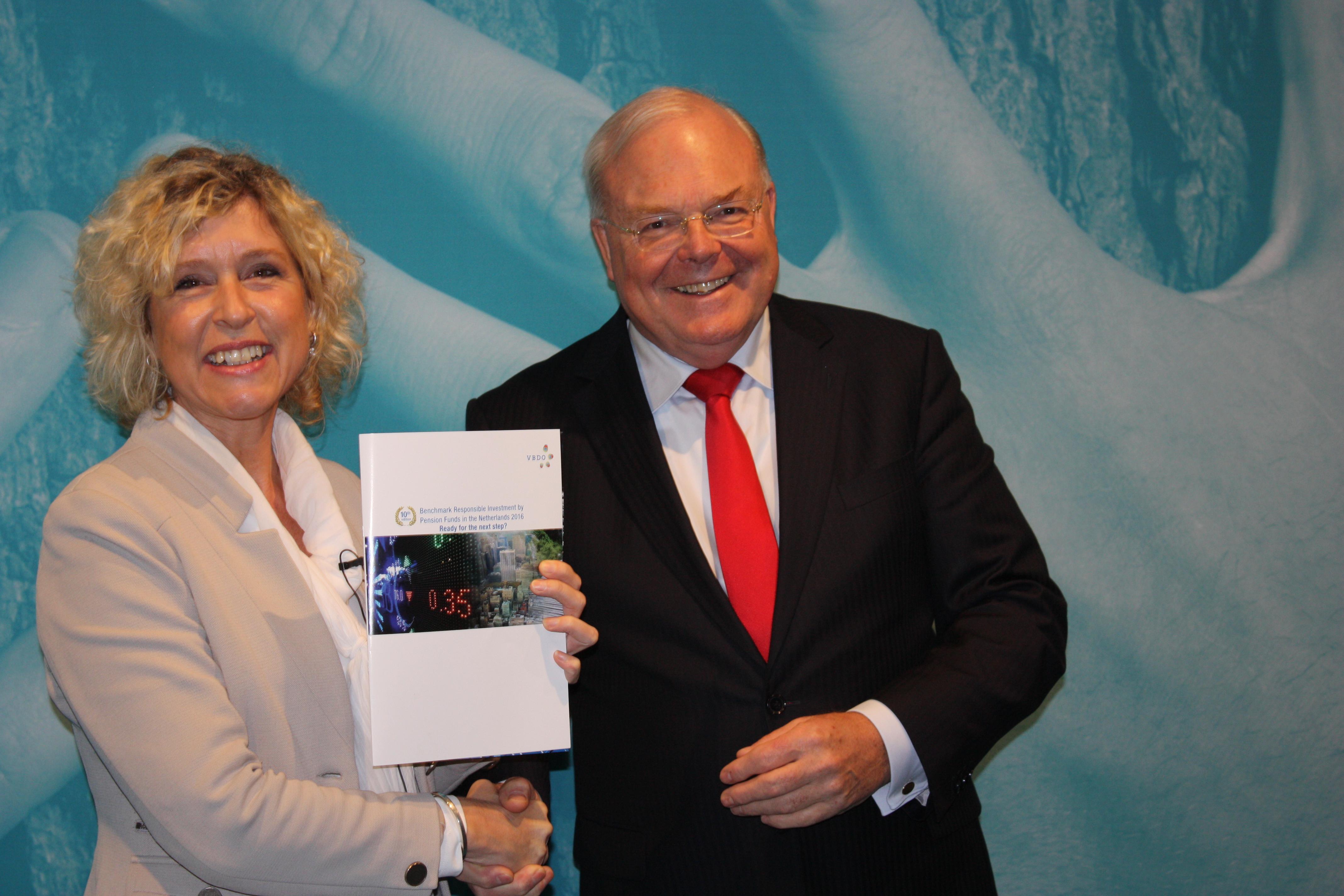 Pensioenfonds Zorg en Welzijn voert duurzame ranglijst voor tiende keer aan