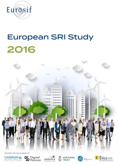 Eurosif SRI Study 2016: Impact Investing is the fastest growing SRI strategy with €98 billion