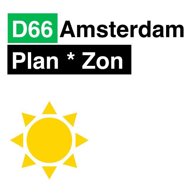 D66 Amsterdam: Haagse regels nog niet klaar voor crowdsourcing zonnepanelen