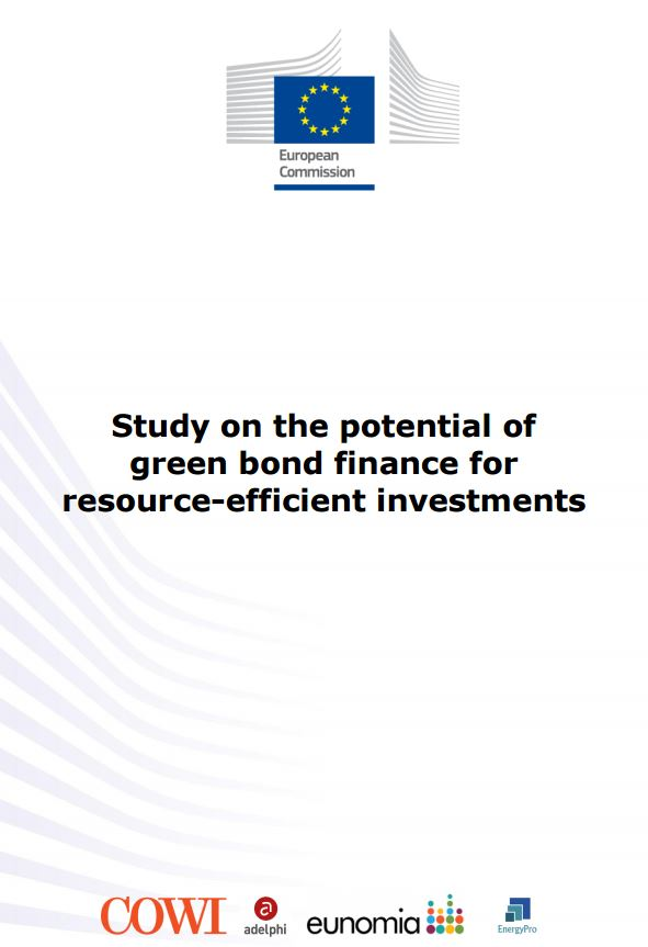 Green bonds: New study shows extraordinary growth and signals potential in financing Europe's climate and environment goals