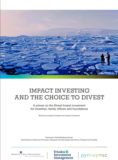 Divest Invest report: Impact investing and the choice to divest