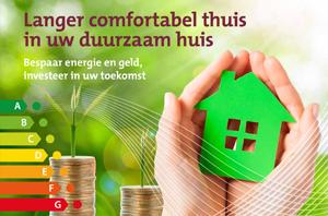 Nieuwe drie-in-een-regeling 'Duurzaam Thuis' van start in Limburg