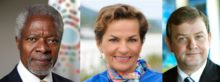 Prominent Leaders Add Their Support to World Bank Group's Drive for Climate Action