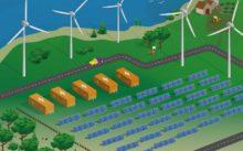 Nuon gaat grootschalig zonnecentrales realiseren bij windparken met crowdfunding