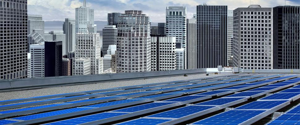 Zonne-energie op eigen dak zonder eigen investeringen