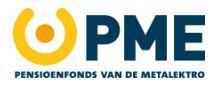 In 2021 draagt 10% van de beleggingen van PME bij aan een duurzame wereld