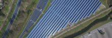 Crowdfunding voor zonne-energie buiten het eigen huis heeft de 25 miljoen euro grens doorbroken
