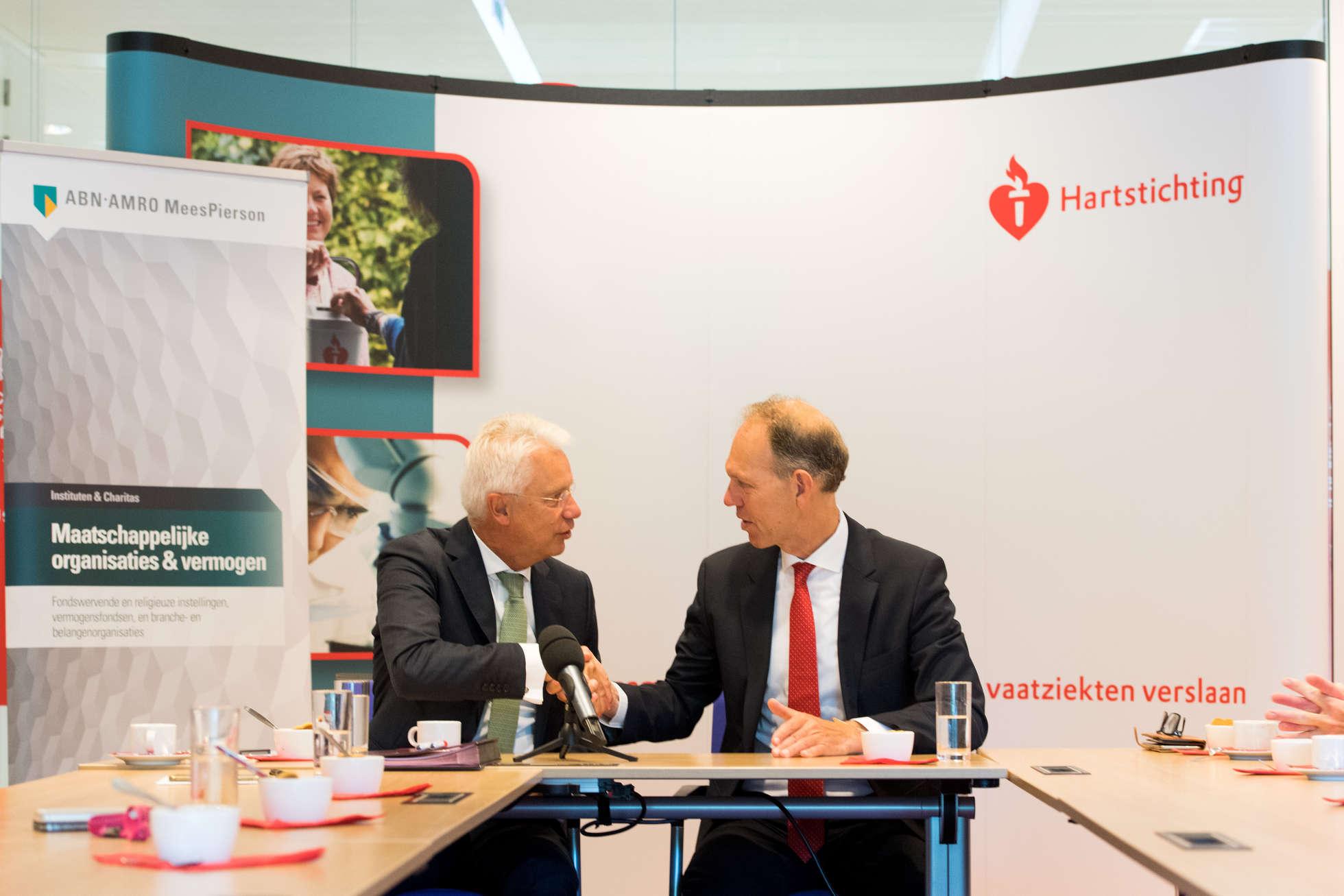 Hartstichting en ABN AMRO partners voor rookvrije toekomst