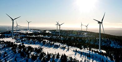ABP financiert aanleg grootste windpark Zweden
