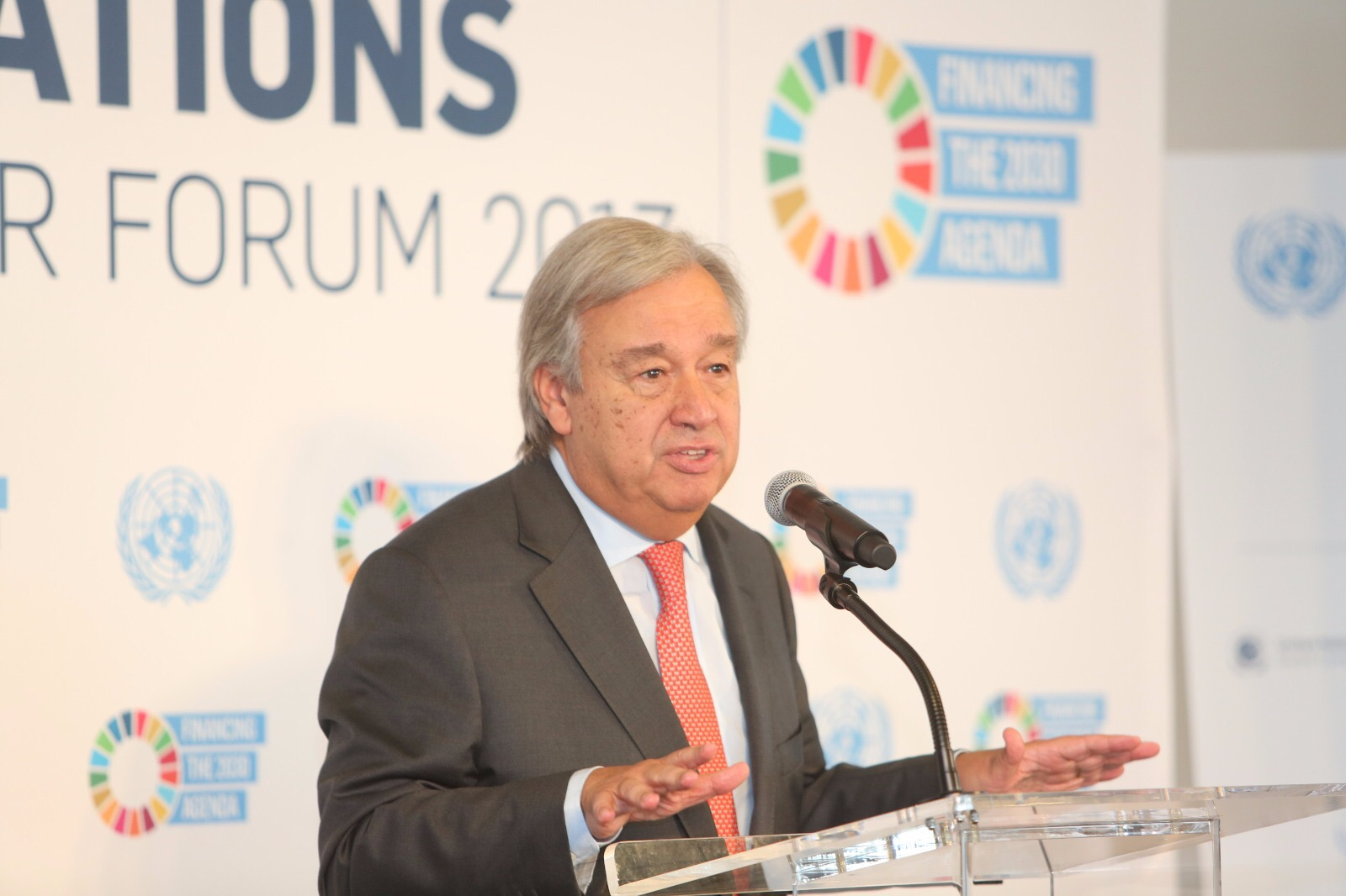 UN Secretary-General and Global CEOs Accelerate Shift to Sustainable Finance