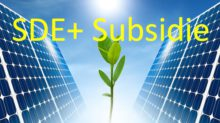 Slechts 60% subsidiebudget toegekend in voorjaarsronde SDE+