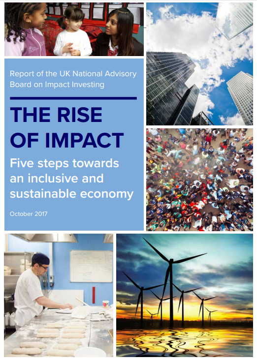 New Report Reveals £300bn Opportunity For The 'Impact Economy' in the UK