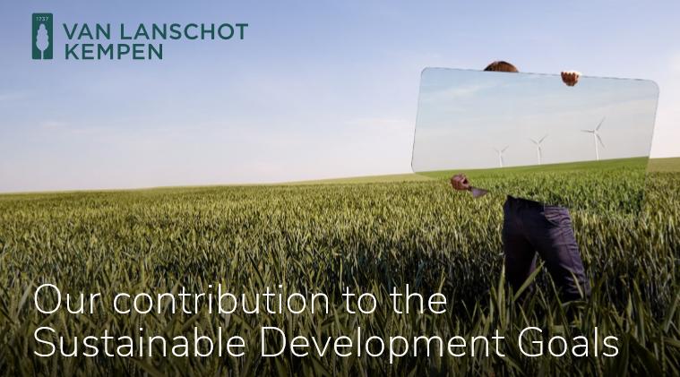Van Lanschot Kempen's bijdrage aan de Sustainable Development Goals: uw feedback gevraagd