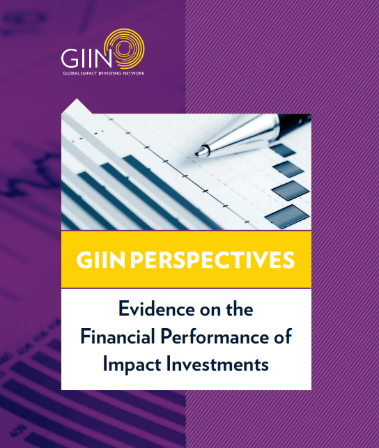 Financial Performance Data Show Profitability In Impact Investing, Enhancing Industry Transparency And Credibility