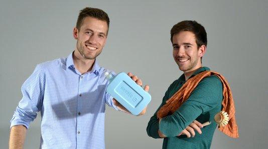 Binnen twee dagen €300.000,- crowdfunding voor schonere wereld: Seepje
