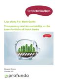 Banken zijn opener over duurzaamheid