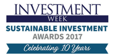 RobecoSam 'Best ESG Fund Management Group' bij Sustainable Investment Awards 2017
