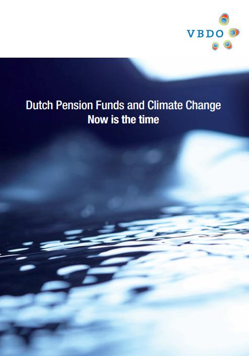 Minderheid van Nederlandse pensioenfondsen heeft klimaatbeleid geformuleerd
