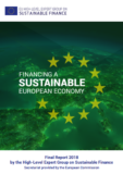 Sustainable Finance: High-Level Expert Group delivers roadmap for greener and cleaner economy