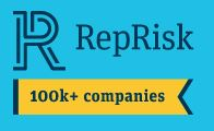 RepRisk's ESG Risk Platform Has Reached over 100,000 Companies – the World's Largest Database of Its Kind