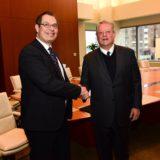 Ronald Wuijster spreekt tijdens FT Climate Finance Summit over duurzaam investeren