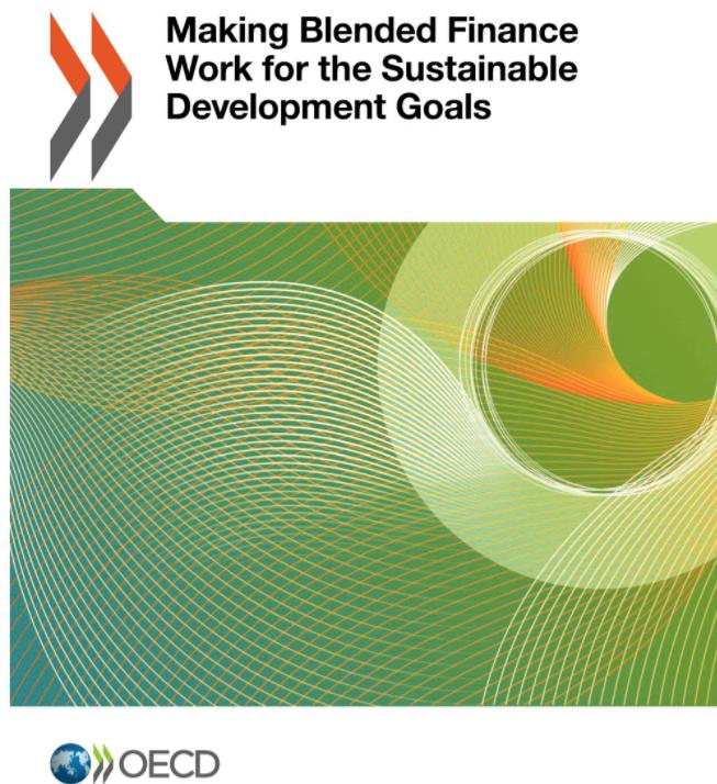 Making Blended Finance Work for the Sustainable Development Goals