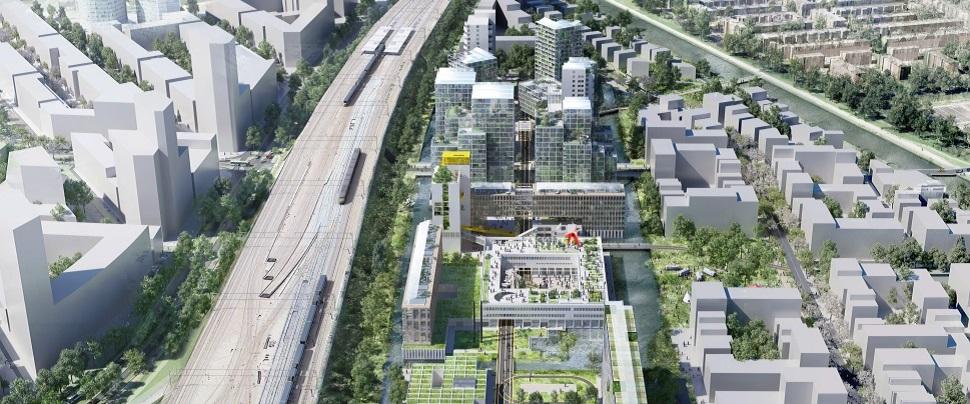 ABN AMRO financiert de nieuwe duurzame stadswijk Bajes Kwartier
