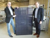 Noord-Holland investeert in zonnepanelenfabriek Energyra