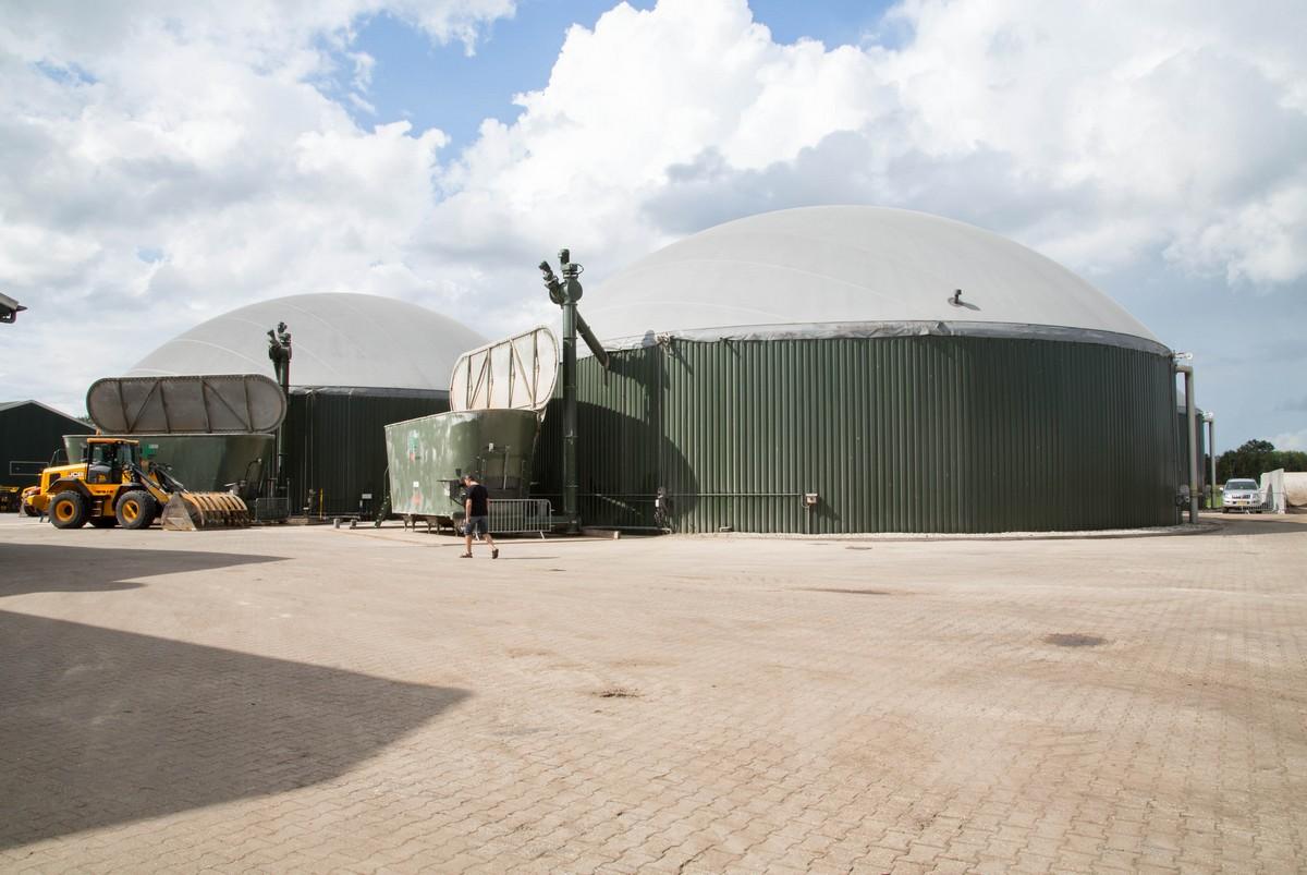 Nederland van het aardgas af: Oneplanetcrowd zet actief in op investeren in biogasprojecten