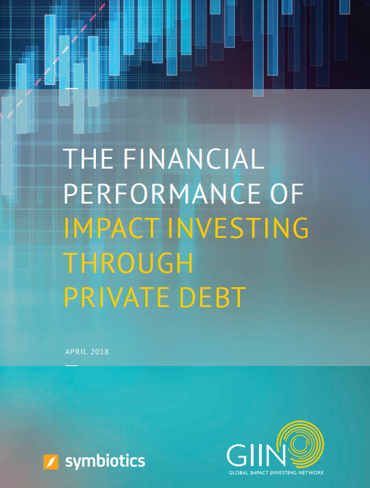 Evidence for competitve financial performance of impact investing through private debt highlighted by new study