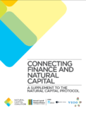 The Finance Sector Supplement of the Natural Capital Protocol launched in Hong Kong