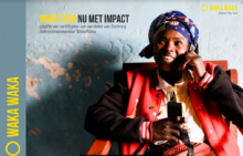 WakaWaka gaat als eerste Europese B Corporation naar de beurs