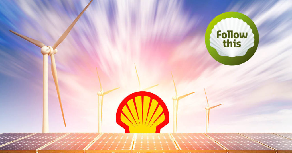 VBDO en MVO Nederland steunen Follow This klimaatresolutie bij Shell