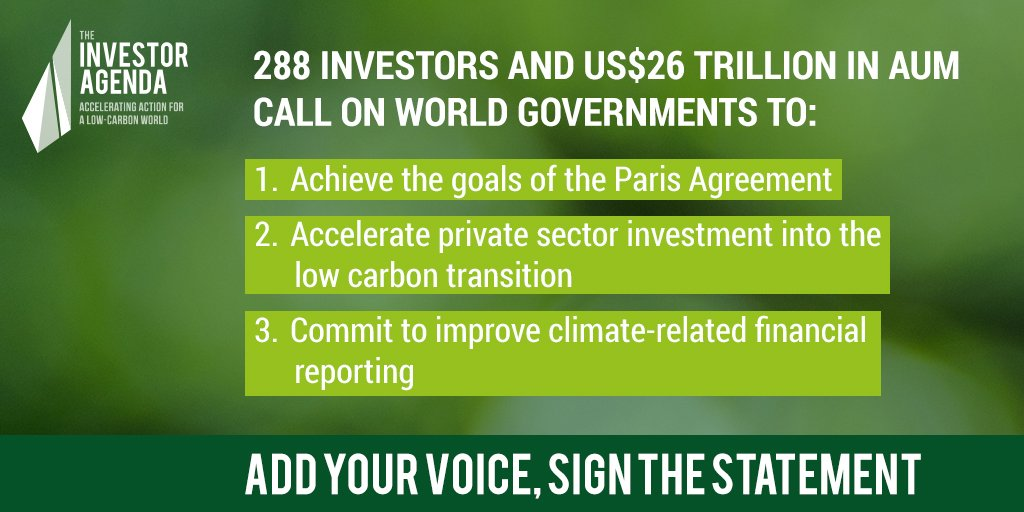 Big investors urge G7 to step up climate action, shift from coal