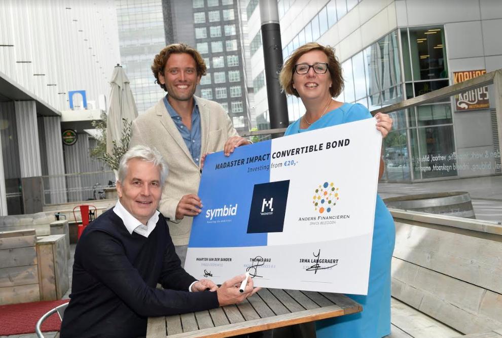 Madaster heeft eerste financieringsdoel bereikt