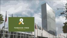 Oproep om te stoppen met tabaksinvesteringen wordt gelanceerd bij VN