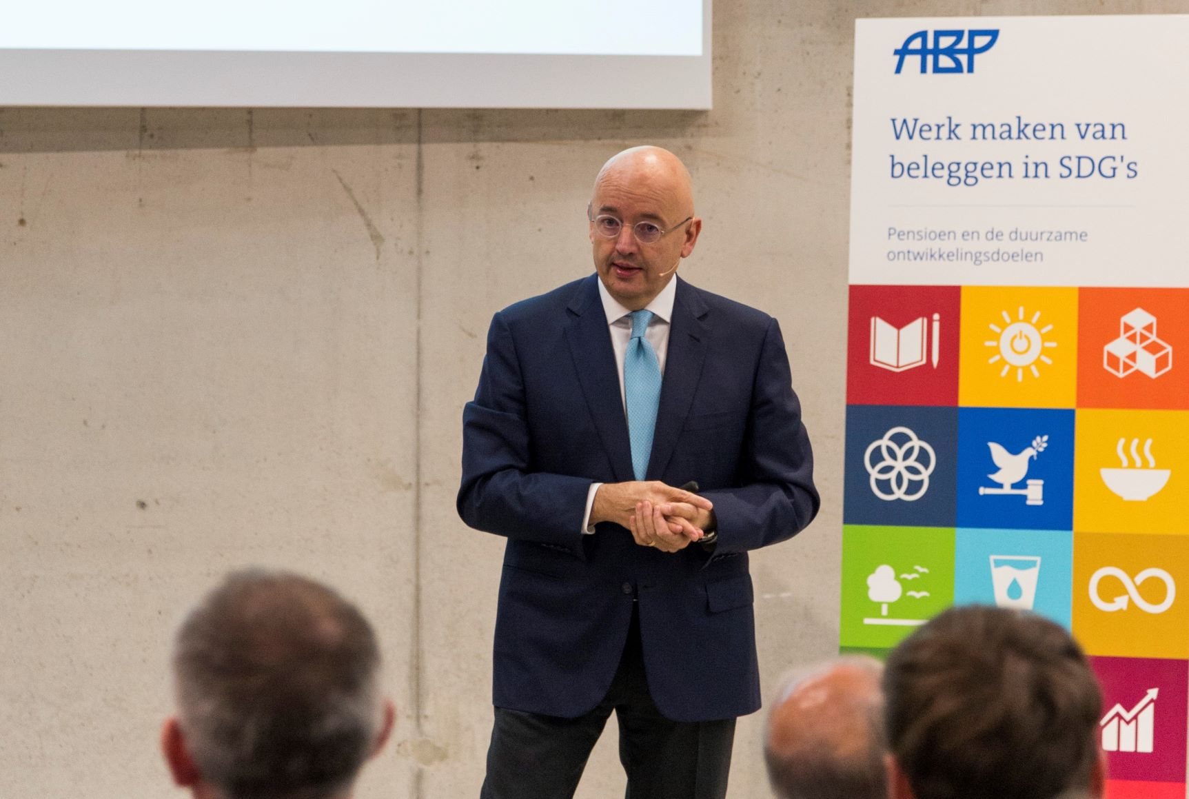 ABP maakt werk van beleggen in duurzame ontwikkelingsdoelen