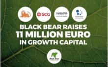 Black Bear krijgt 11 miljoen voor het wereldwijde afvalbanden probleem