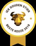 ASN Duurzaam Aandelenfonds genomineerd voor de IEX Gouden Stier